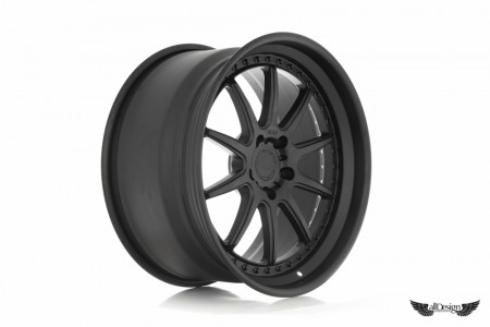 Llantas ADV1 Wheels ADV10 TF Track Function Garganta ADV10TF Negro 02
