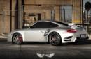 Porsche 911 Turbo 997 V-RT Body Kit en Fibra Carbono Vorsteiner