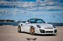 Porsche 911 Turbo Cabrio 997 V-RT Body Kit en Fibra Carbono Vorsteiner