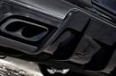 Porsche Panamera Turbo Vorsteiner V-PT Body Kit Carroceria Accesorios Piezas Partes Fibra Carbono Negro