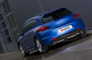 Sistema Escape Volkswagen Scirocco R Slip-On Akrapovic