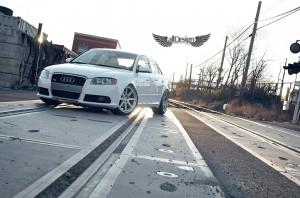 Audi A4 B7 Quattro S-Line ADV1 ADV08 Track Spec 01