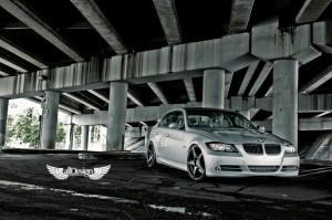BMW 335i Serie 3 E90 ADV1 ADV5.1 Flow Spec