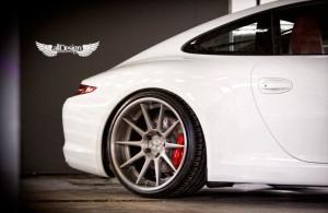 Porsche 911 Carrera 991 ADV10 Deep Concave