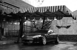 Aston Martin Rapide ADV1 ADV08 Track Spec