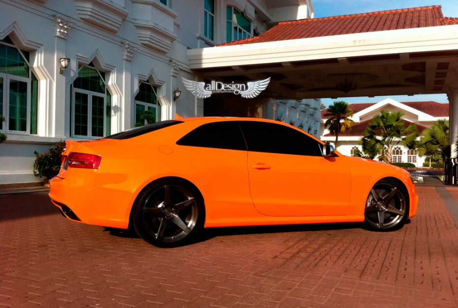 Audi Rs Llantas Adv Adv Monoblock Negro Mate X on Audi R8 V1 0