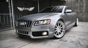 Audi S5 4.2 FSI V8 Llantas ADV.1 ADV10 Trak Function