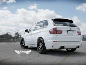 BMW X5M E70 Llantas ADV1 ADV7.1 Monoblock