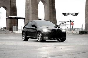 BMW X6M E71 Llantas ADV1 ADV.1 ADV5.1 Monoblock