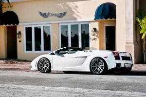 Lamborghini Gallardo Spyder ADV1 ADV08 Track Spec