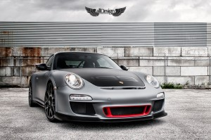 Porsche 911 GT3 RS 997 Llantas ADV.1 ADV7.1 Center Lock