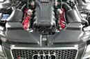 Sistema de Admisión en Fibra de Carbono GruppeM para Audi RS5 V8 4.2 FSI