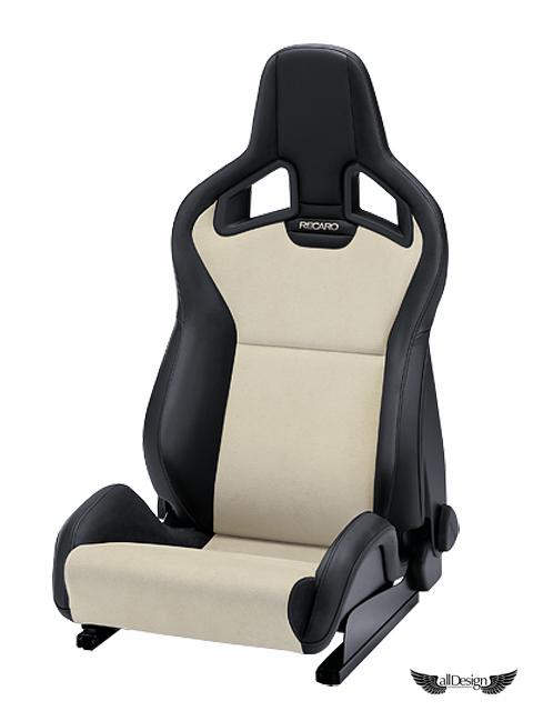 Semi Baquet Recaro Sportster Cs Alldesign