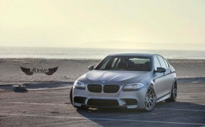 BMW M5 F10 Llantas ADV1 ADV10 Deep Concave Escape Akrapovic Evolution