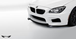 Spoiler Delantero Vorsteiner en Fibra de Carbono para BMW M6 Coupe (F12) Cabrio (F13) & Gran Coupe