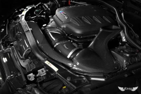 Sistema de Admisión GruppeM en Fibra de Carbono para BMW M3 Coupe (E92) Cabrio (E93) & Sedan (E90)