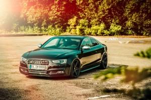 Llantas ADV.1 ADV05 M.V2 Negro Mate para Audi S5