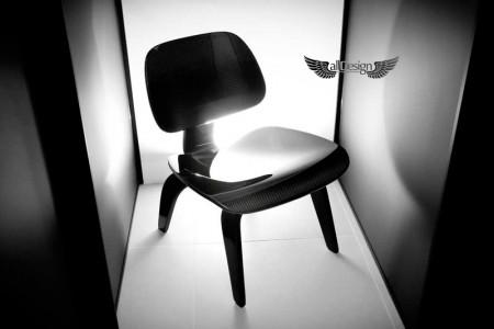 Silla en Fibra de Carbono Lounge Insignia by RevoZport