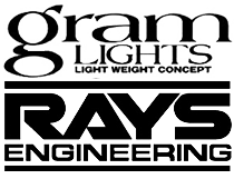 Llantas Gram Lights by RAYS