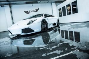 Lamborghini Murcielago LP640 + Llantas ADV.1 ADV05 Deep Concave