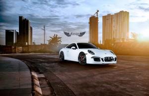 Porsche 911 Carrera S (991) + Llantas ADV.1 ADV005 M.V2