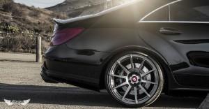 Alerón Trasero Vorsteiner en Fibra de Carbono para Mercedes CLS 63 AMG (W218)