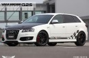 Audi S3 Sportback (8P) + Llantas Volk Racing G25