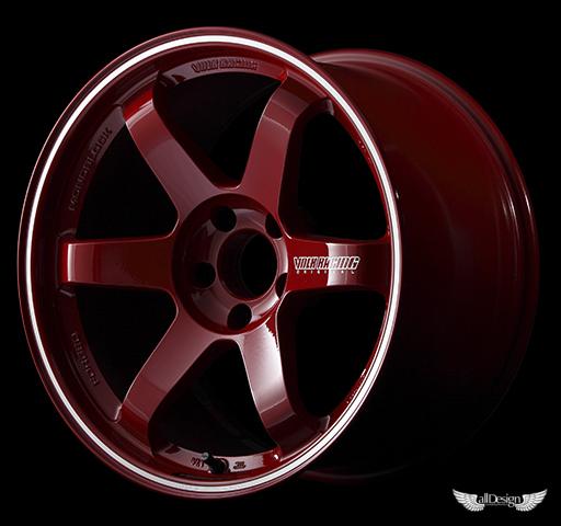 Llantas Volk Racing Te37 Rt By Rays Engineering Alldesign
