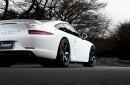 Llantas Volk TE37 Ultra para Porsche 911 Carrera S (991)