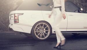 Body Kit en Fibra de Carbono Vorsteiner Veritas + Llantas VSR-163 Sport Race Forged para Range Rover (L405)