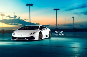 Lamborghini Huracán + Llantas ADV.1 ADV005 M.V2 Competition Spec