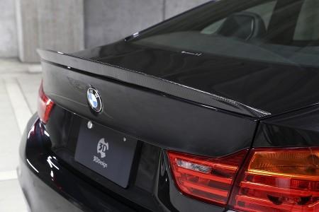 Alerón Trasero 3D Design en Fibra de Carbono para BMW M4 (F82)