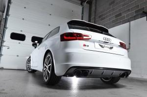 Sistema de Escape Milltek Sport para Audi S3 (8V)