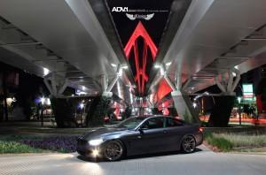 BMW 428i (F32) + Llantas ADV.1 ADV5.0 M.V2 Competition Spec