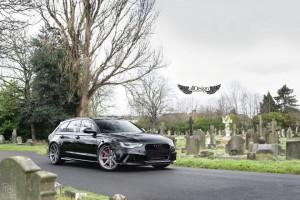 Audi RS6 Avant (C7) + Llantas ADV.1 ADV08 Track Spec