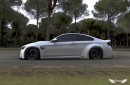 Wide Body Kit Liberty Walk BMW M4 (F82) LB-Works