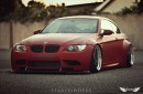 Wide Body Kit Liberty Walk BMW M3 (E92) LB-Works