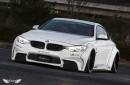 Wide Body Kit Liberty Walk BMW Serie 4 (F32) LB-Performance