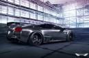Liberty Walk Lamborghini Murcielago LB Performance Wide Body Kit LB Works