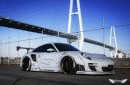 Wide Body Kit Liberty Walk Porsche 911 (997) LB-Works