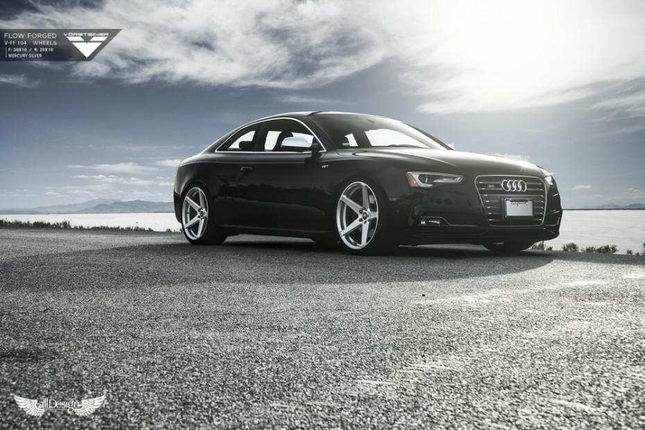 Audi S5 Coupe B8 Llantas Vorsteiner V Ff 104 Flow