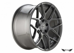 Llantas HRE FF01 Flow Form Anthracite