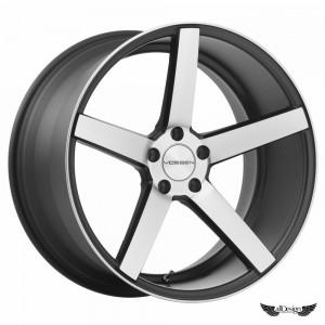 Llantas Vossen CV3 Wheels Matte Black Machined