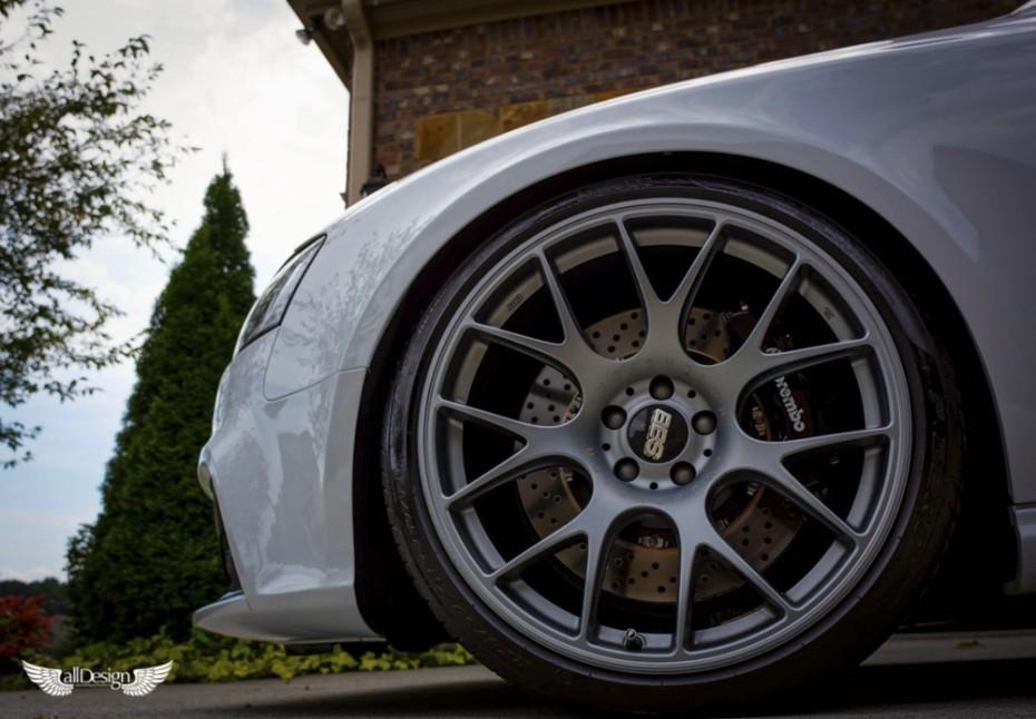 Audi Rs5 B8 Llantas Bbs Ch R Alldesign