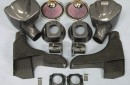 Sistema de Admisión GruppeM en Fibra de Carbono para Nissan GT-R (R35)