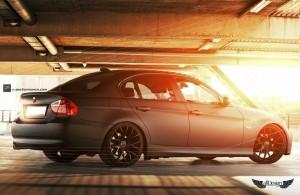 BMW Serie 3 (E90) + Llantas Z-Performance ZP.01