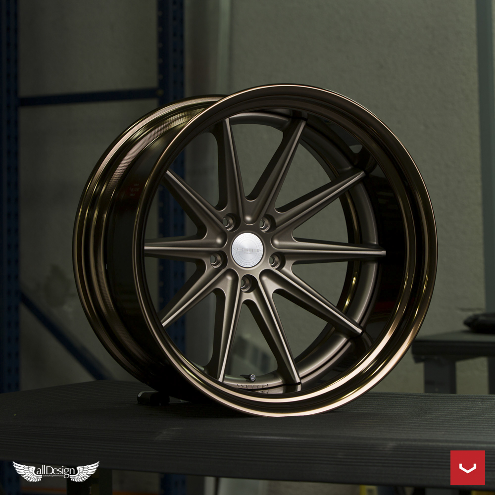Llantas Vossen X Work Vws1 Vw Series Alldesign