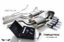 Sistema de Escape Armytrix F1 Valvetronic para Audi S5 V8 4.2 FSI (B8)