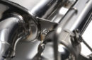 Sistema de Escape Armytrix F1 Valvetronic para Maserati Quattroporte GTS V8 TwinTurbo