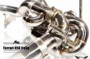 Sistema de Escape Fi Exhaust (Frequency Intelligent) Ver. F1 Valvetronic para Ferrari 458 Italia & Spider
